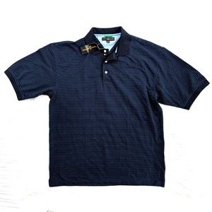 Tommy Hilfiger golf XL polo shirt Toyota vintage